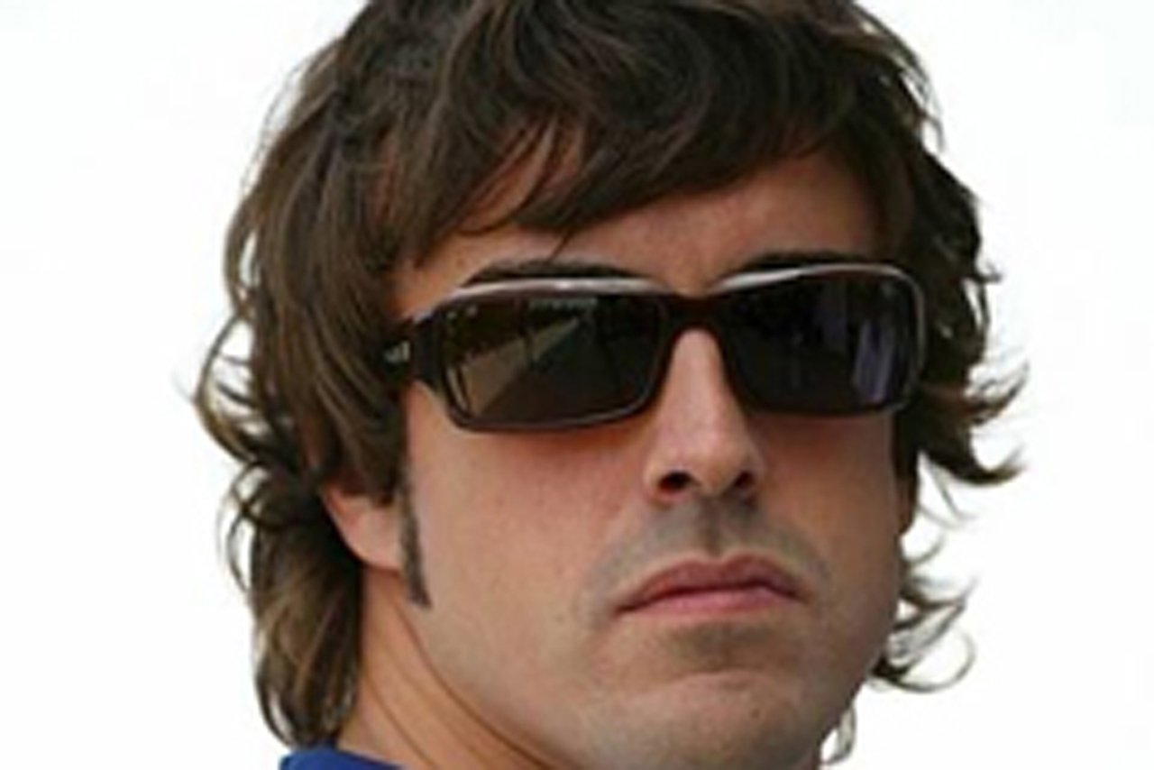 フェルナンド・アロンソ ルノーF1チーム