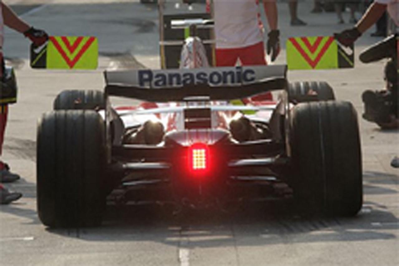 トヨタ F1