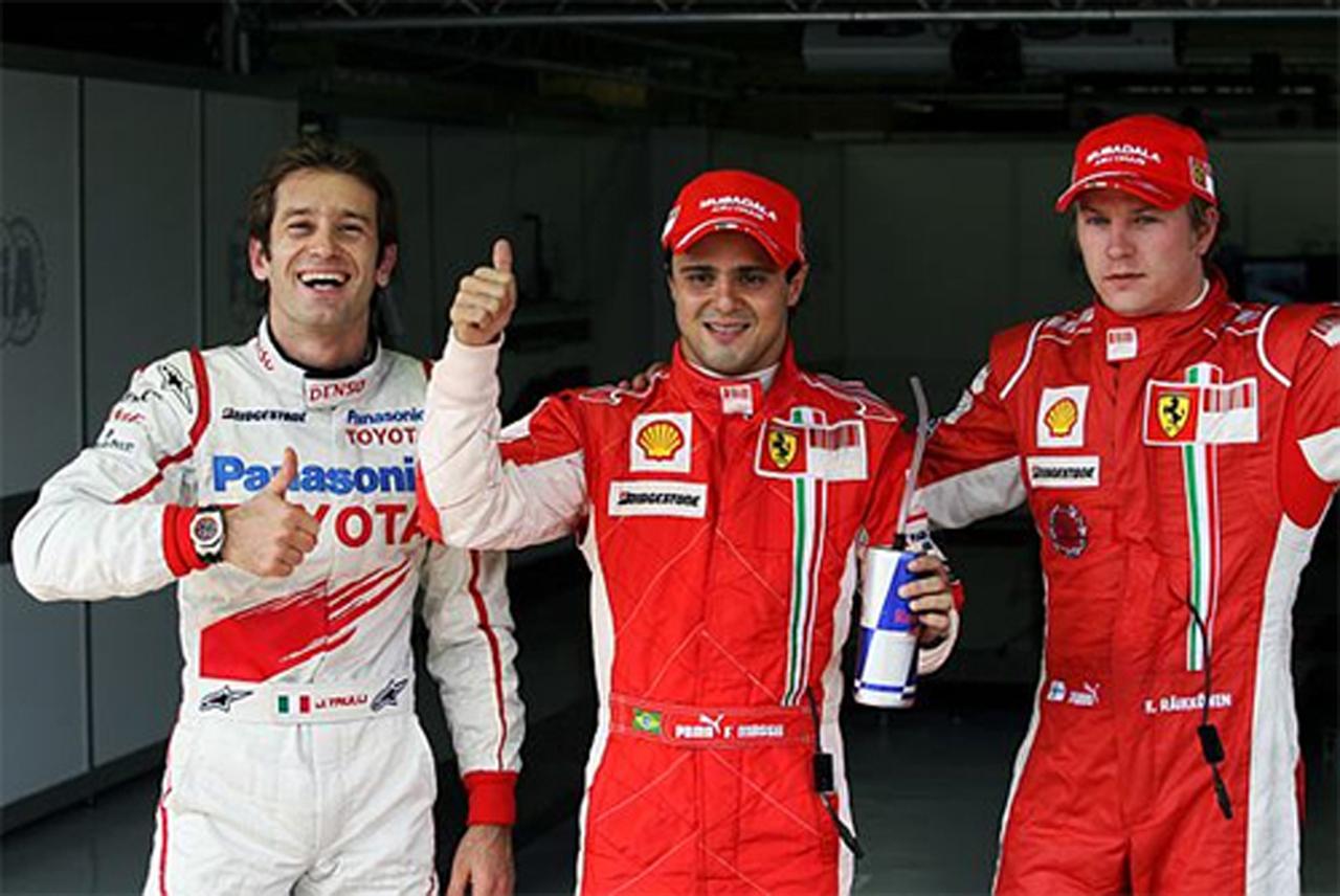 F1 ブラジルGP 予選 ドライバーコメント