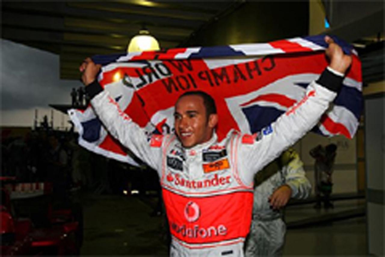 2008年 F1世界選手権 チャンピオンシップ