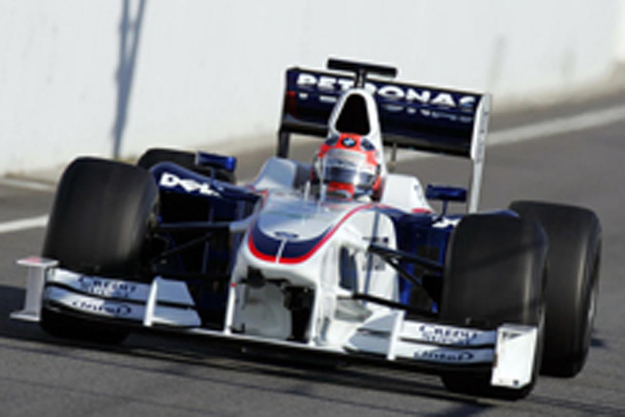 2009年 F1マシン レギュレーション