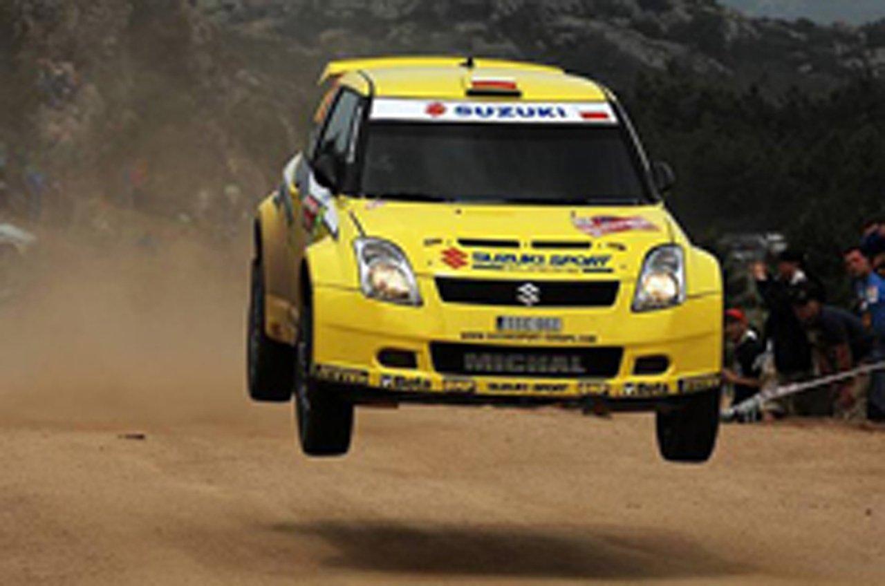 スズキ WRC撤退