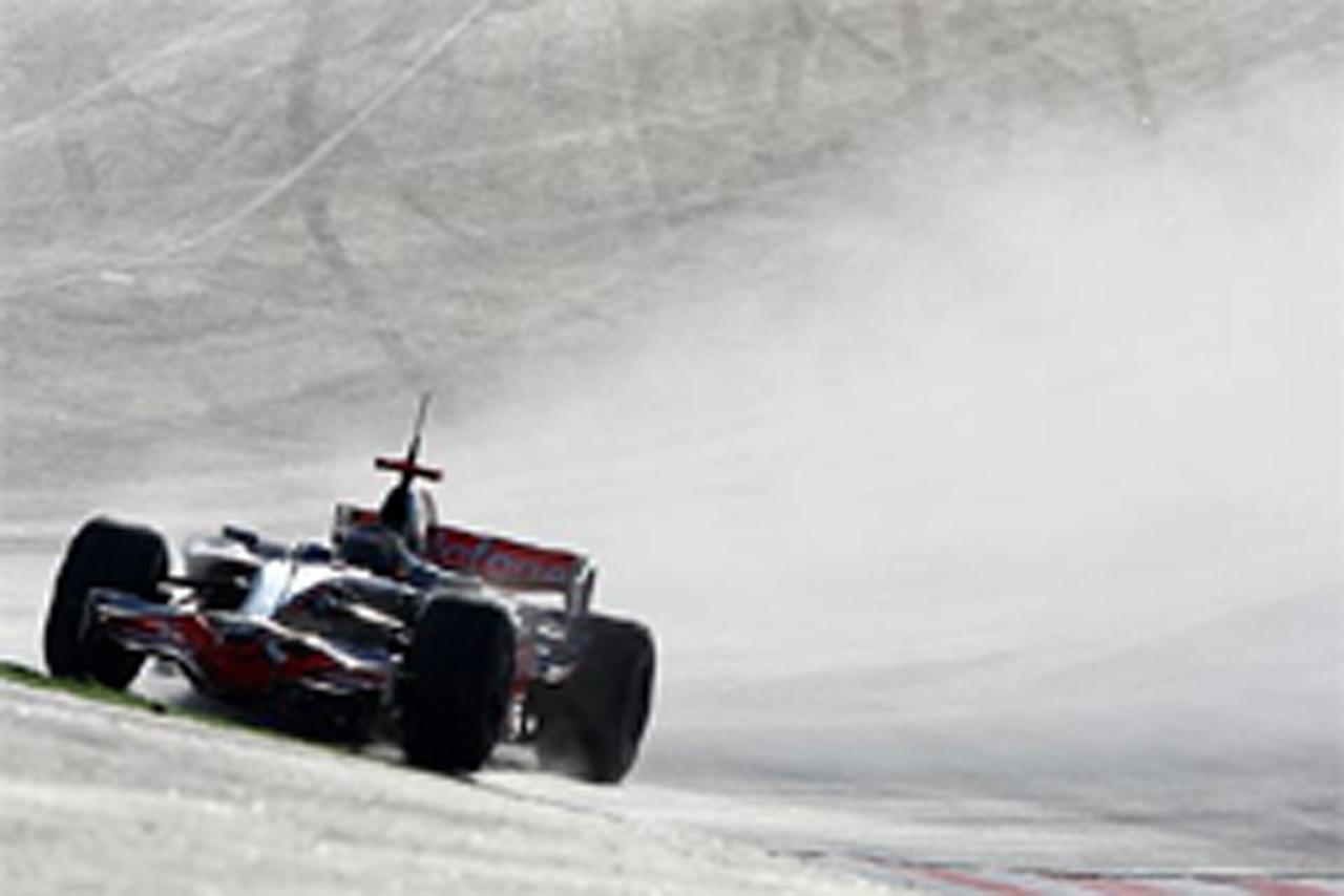 F1 アルガルベ テスト2日目