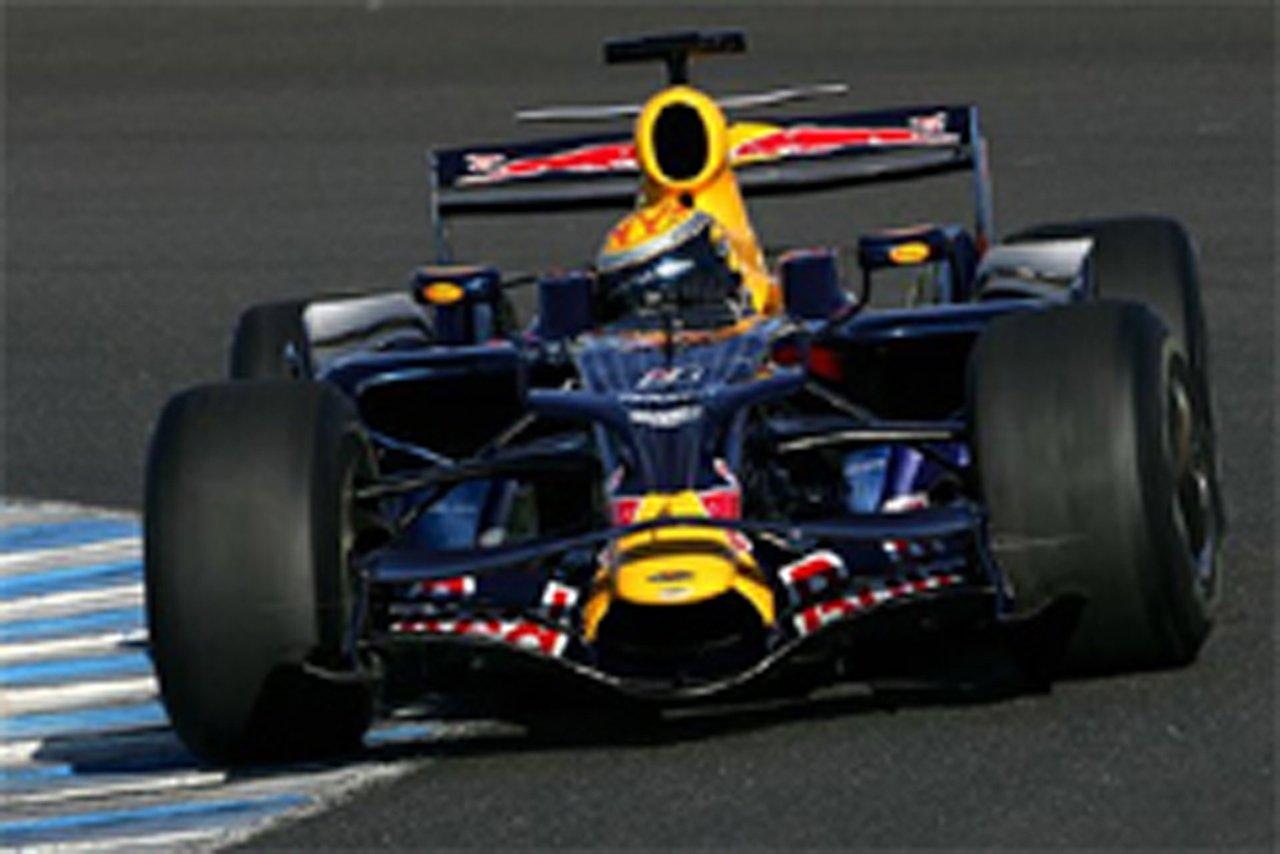 F1 ヘレステスト 2日目