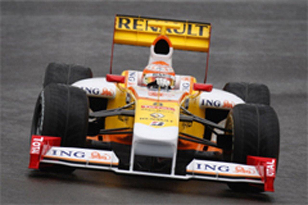 2009年F1初テストには新車が続々登場!
