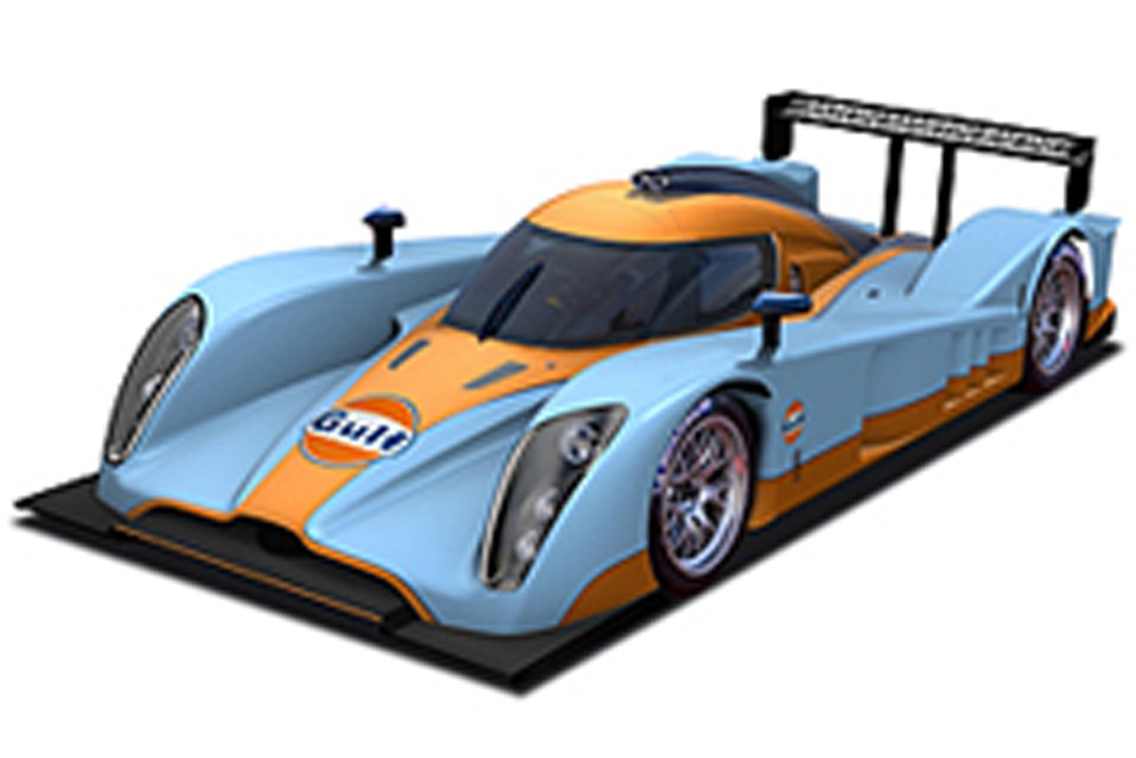 アウトンマーティン ル・マン LMP1クラス