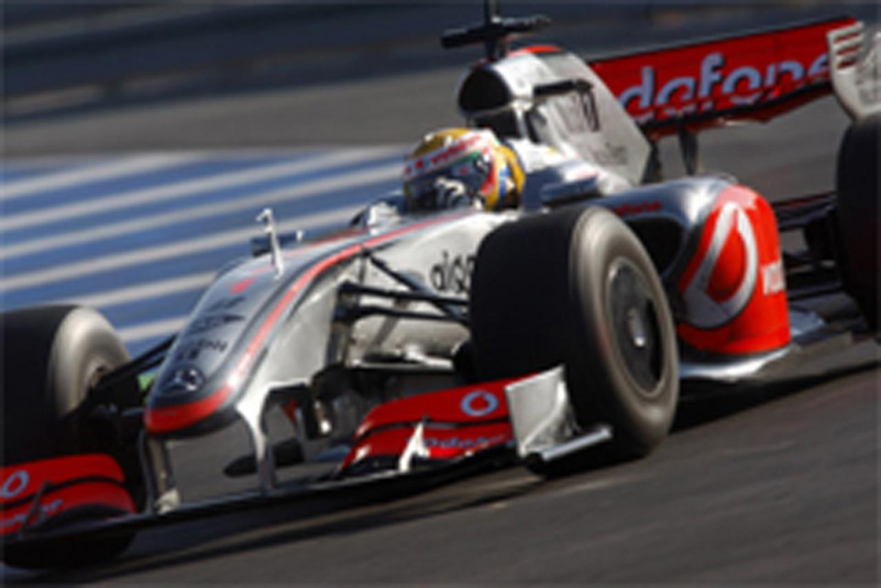 F1ヘレス合同テスト3日目