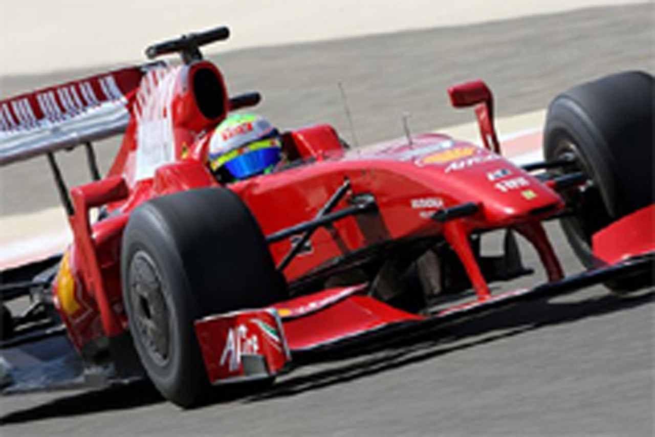 F1バーレーン合同テスト最終日