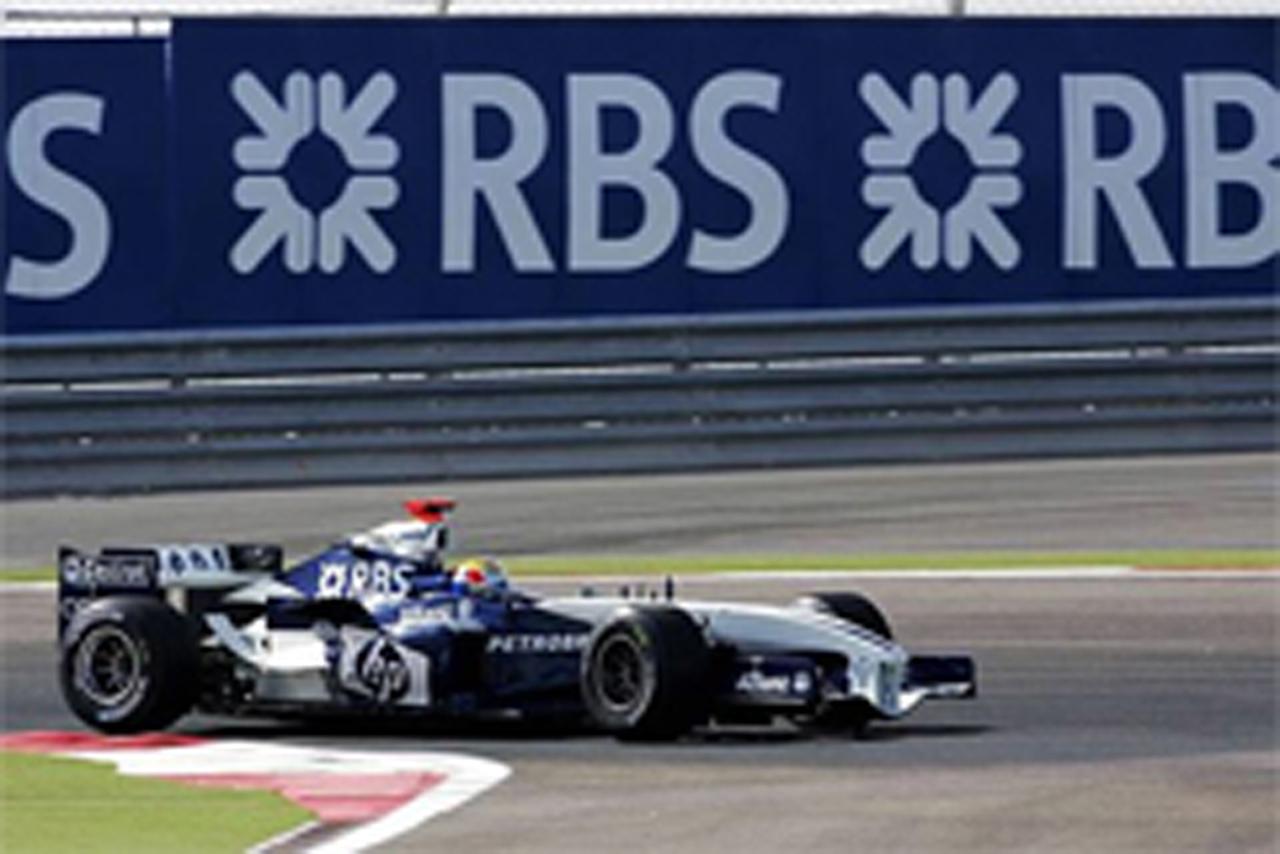 RBS F1撤退