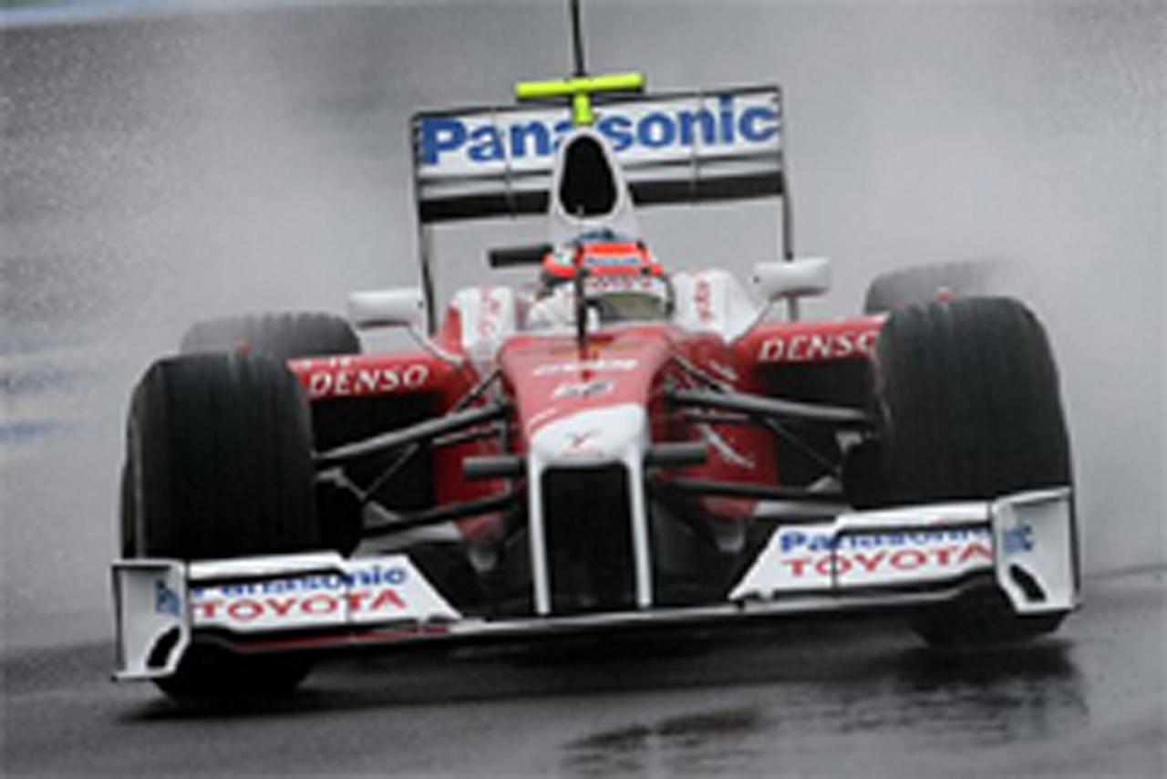 F1 ヘレス合同テスト 2日目