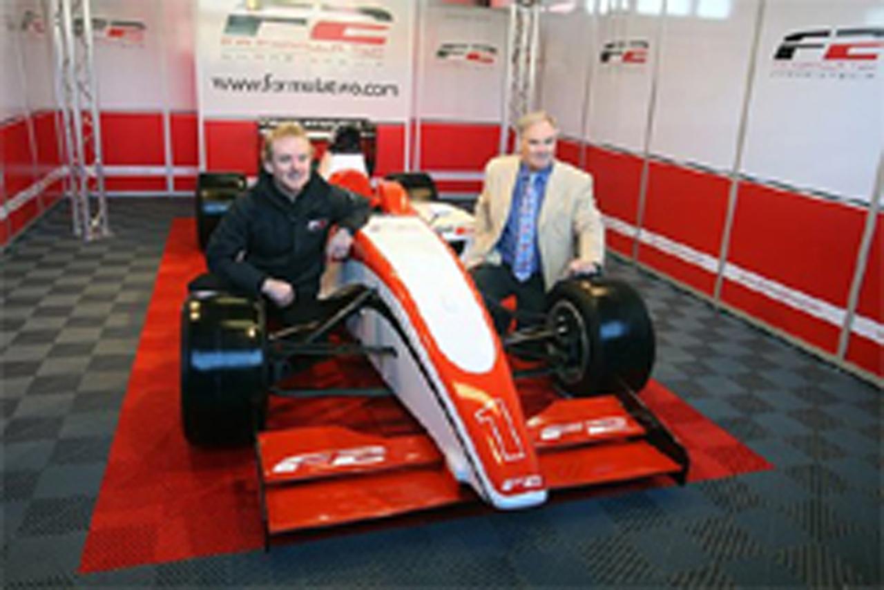 F2 ウィリアムズJPH01 発表