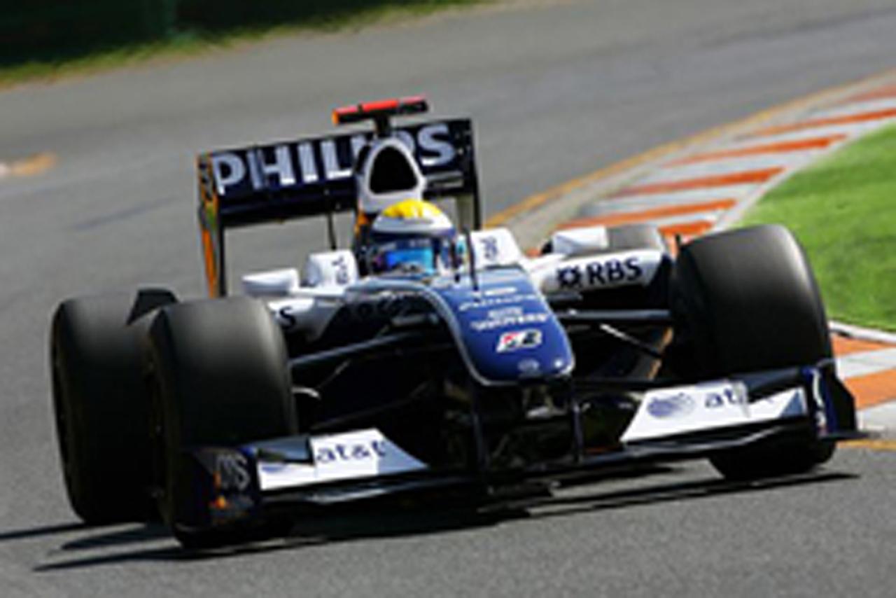 2009年 F1 オーストラリアGP フリー走行2回目