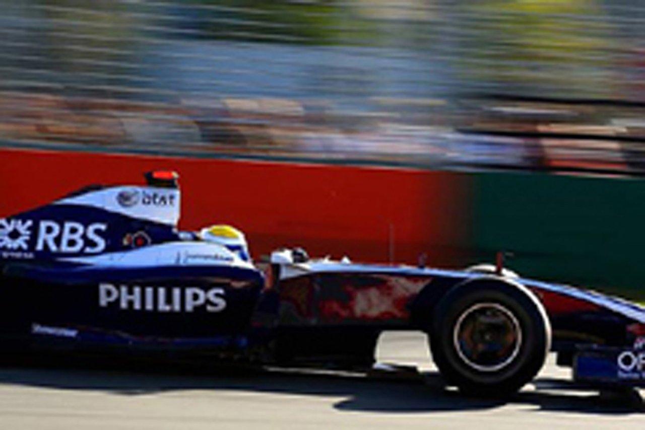 F1 オーストラリアGP フリー走行3回目