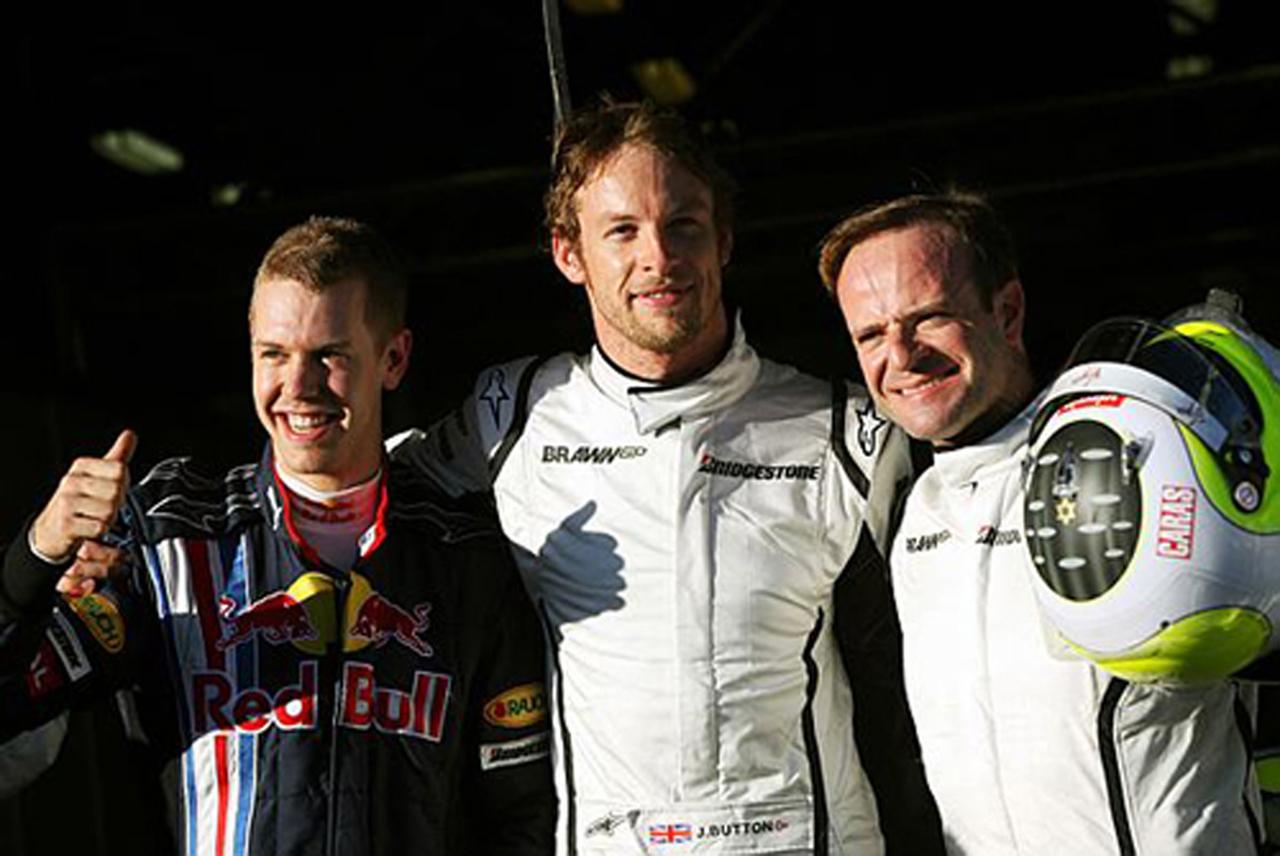 オーストラリアGP予選 ドライバーコメント