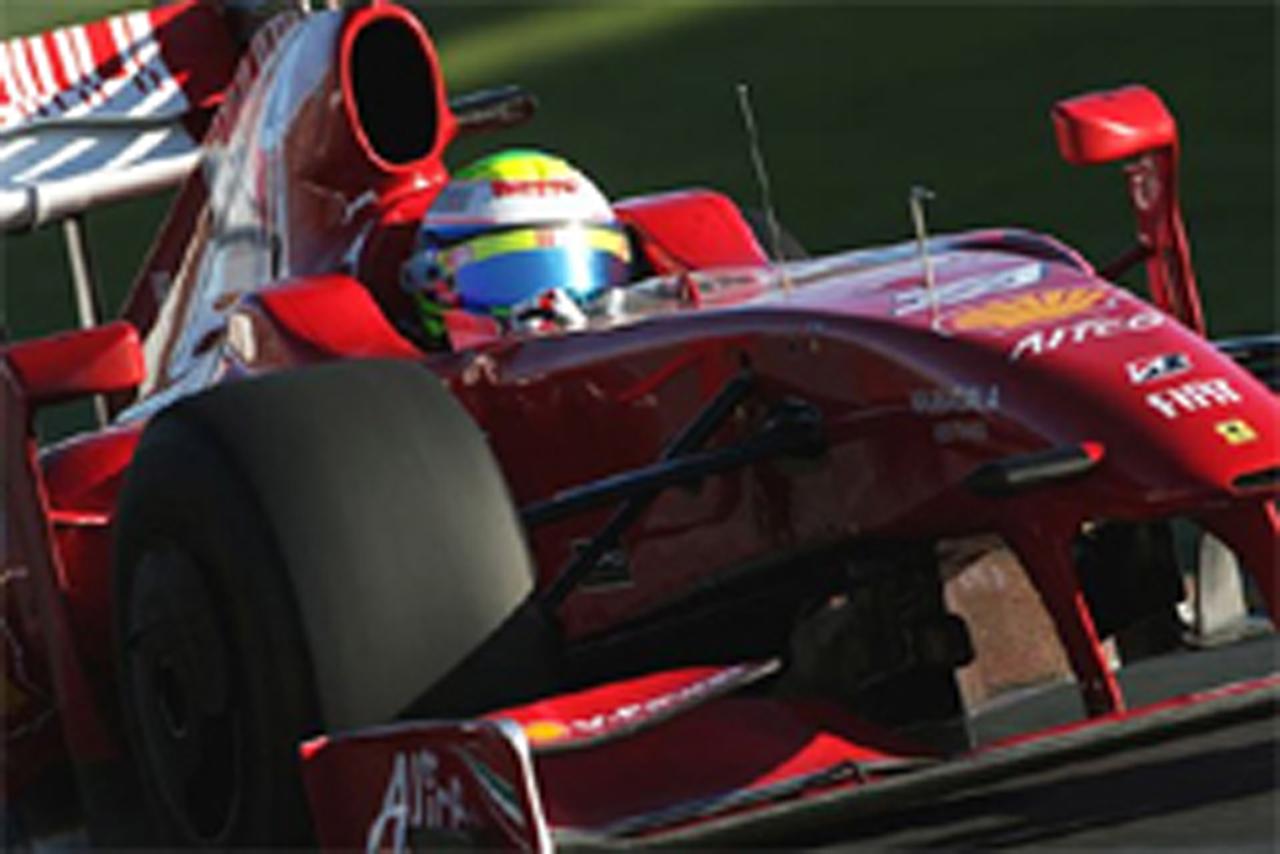 フェラーリ F1 オーストラリアGP
