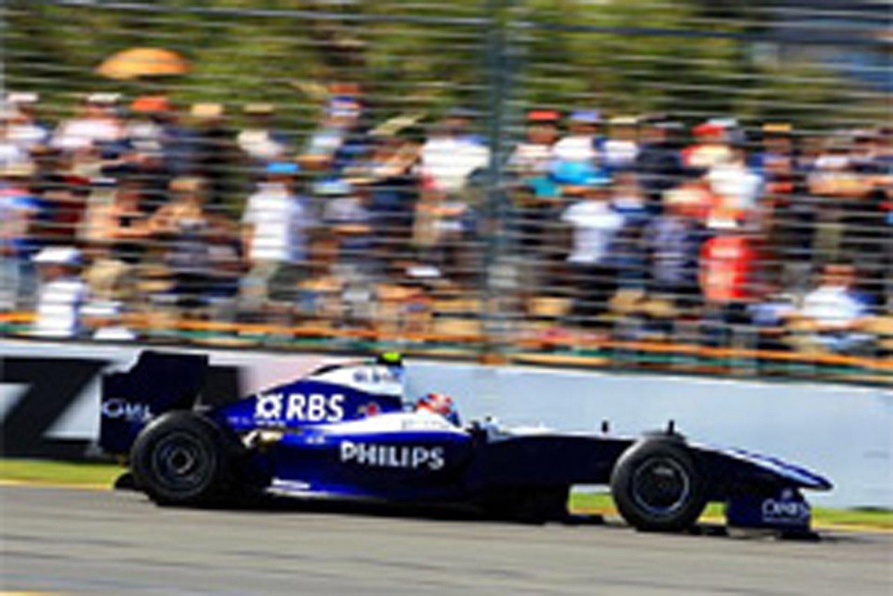 ウィリアムズ F1 オーストラリア