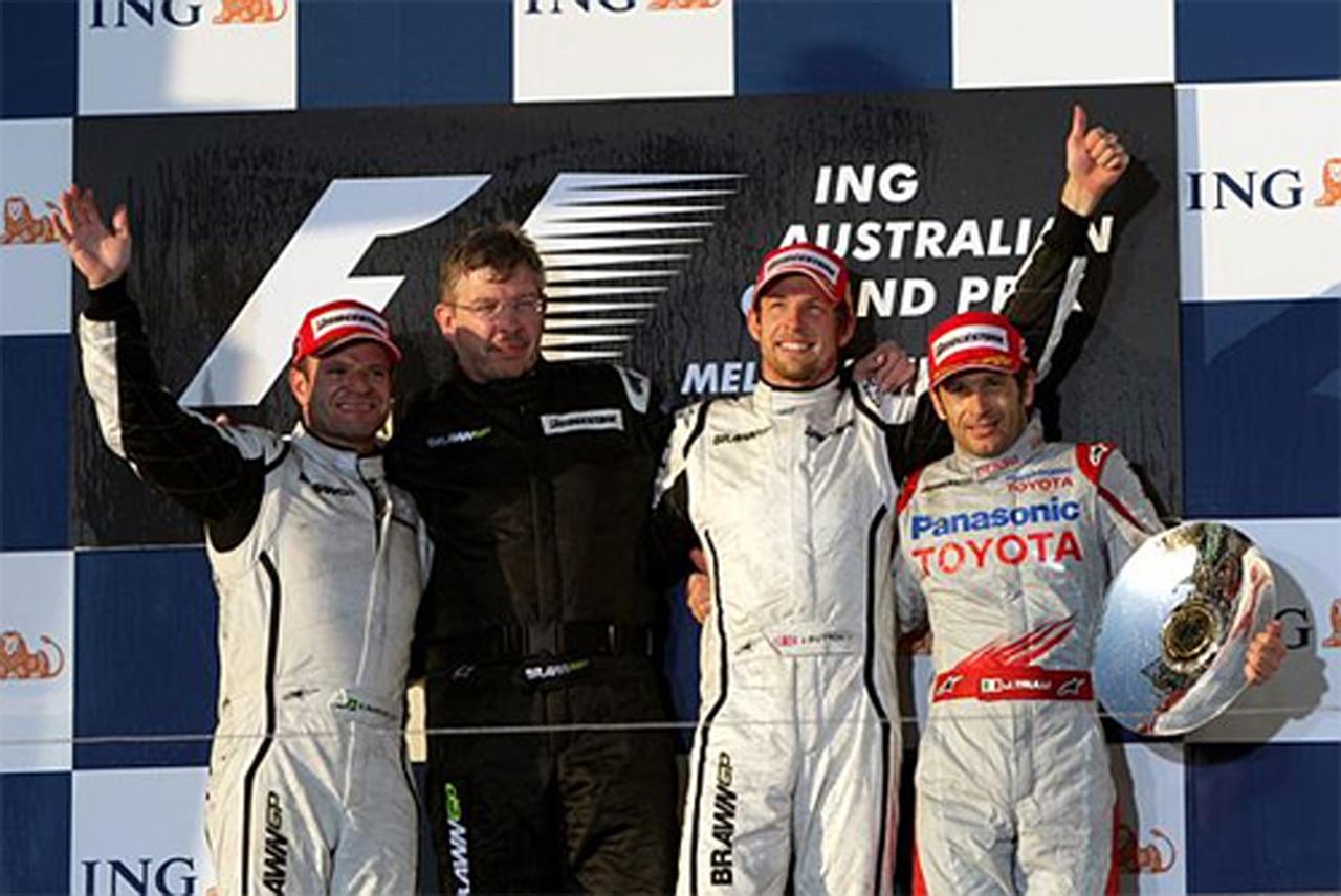 オーストラリアGP決勝 ドライバーコメント