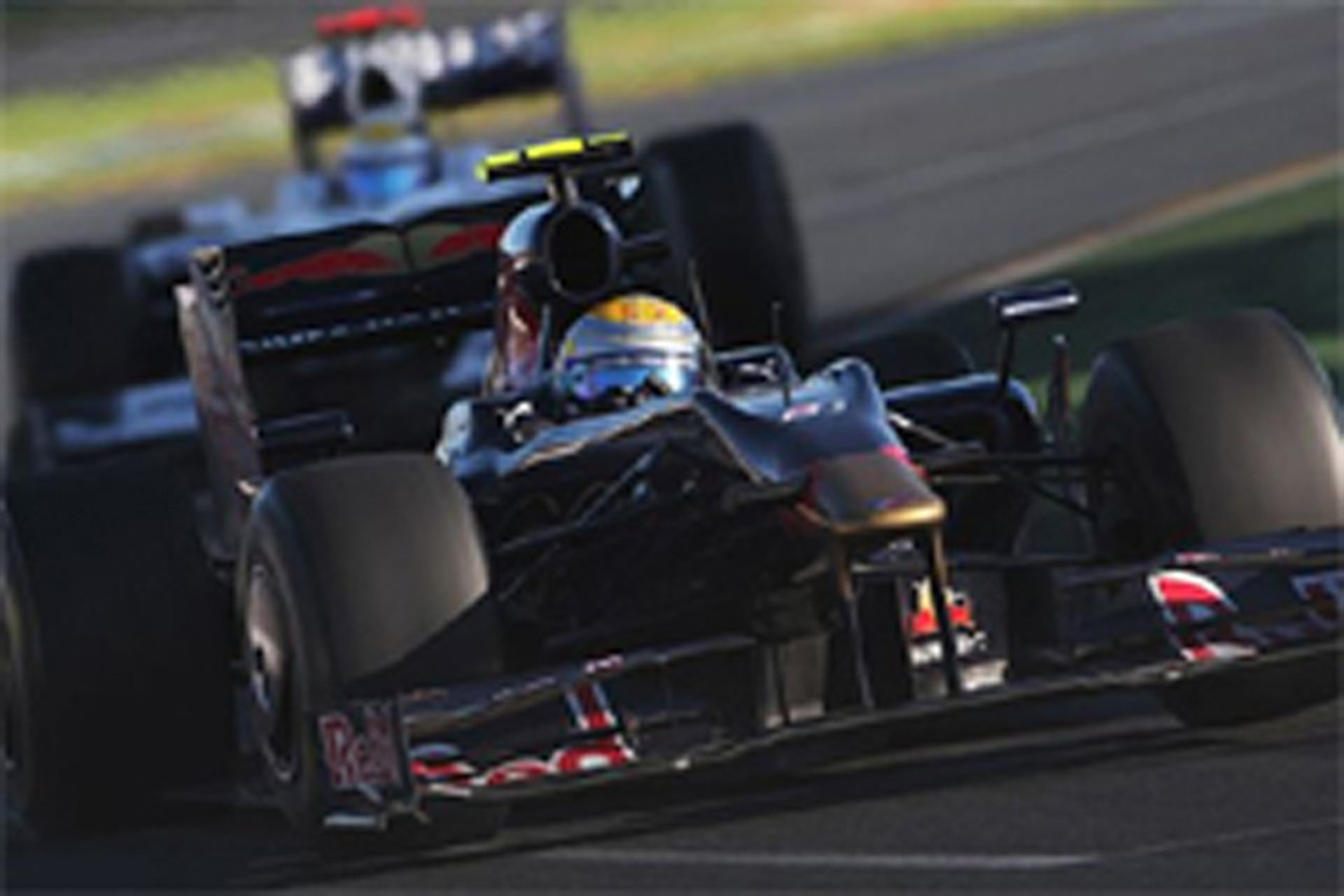 トロ・ロッソ F1 オーストラリアGP