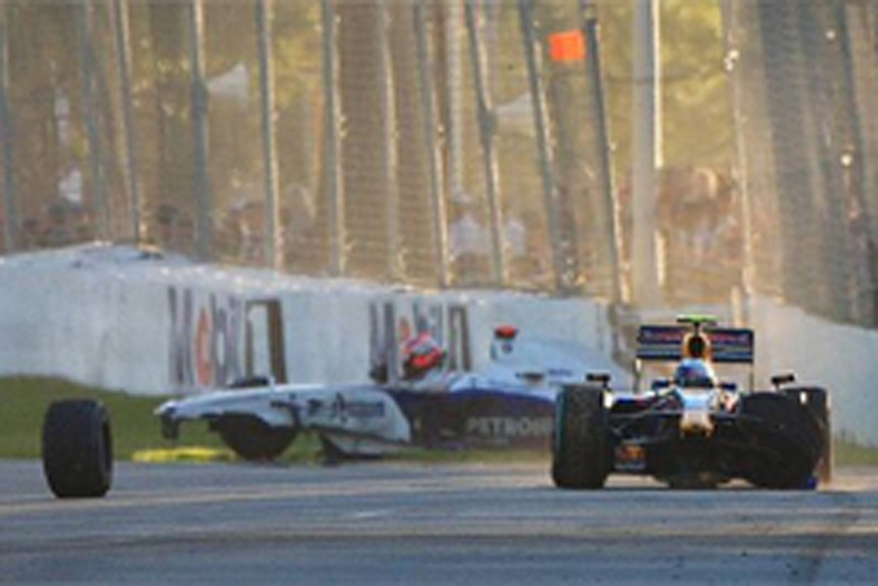 セバスチャン・ベッテル、次戦マレーシアGPで10グリッド降格