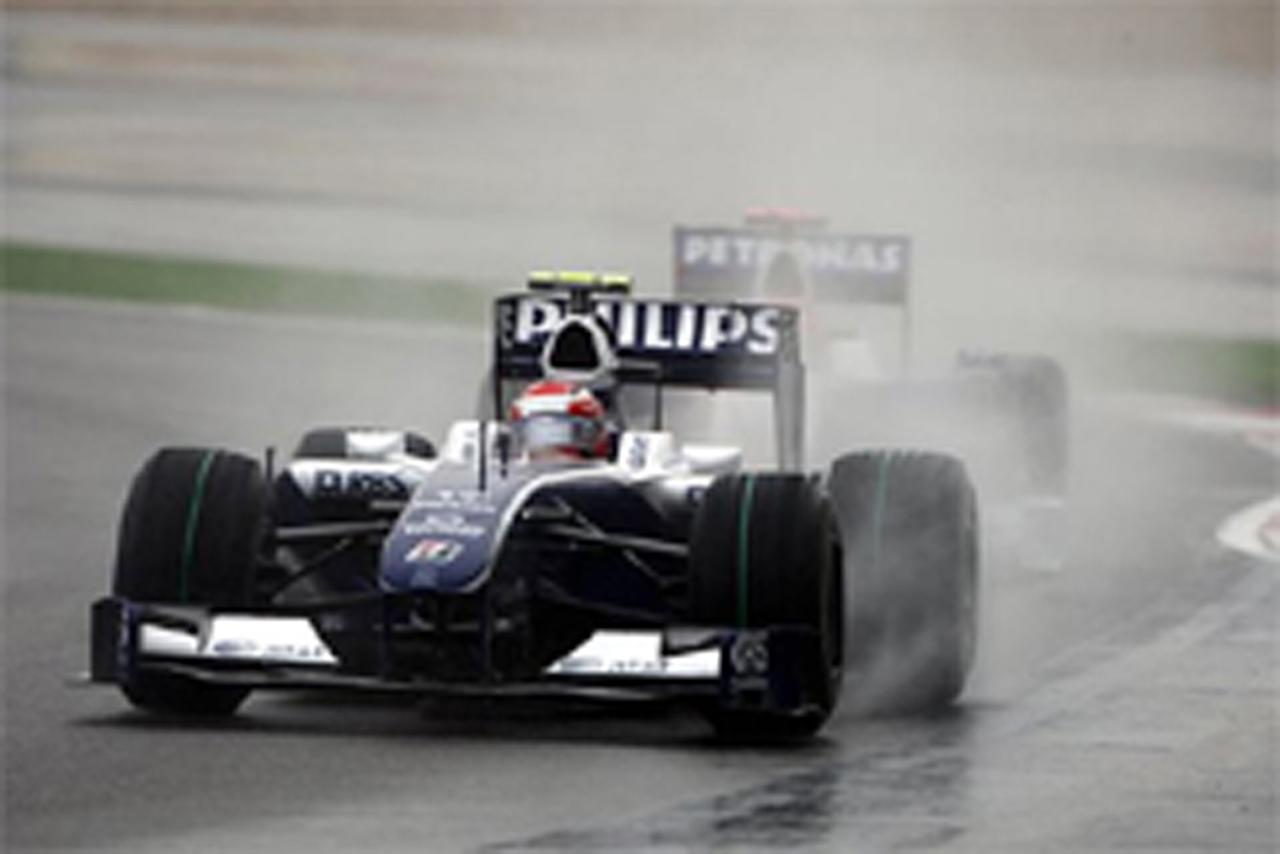 ウィリアムズ F1 1中国GP