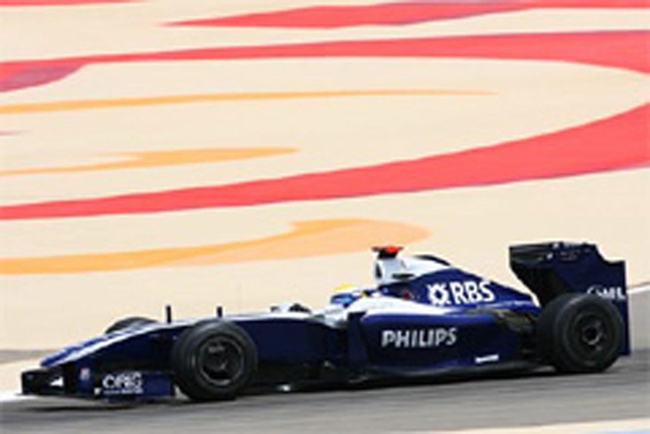F1 バーレーンGP フリー走行2回目