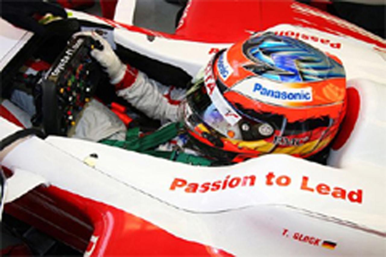 F1 バーレーンGP フリー走行3回目
