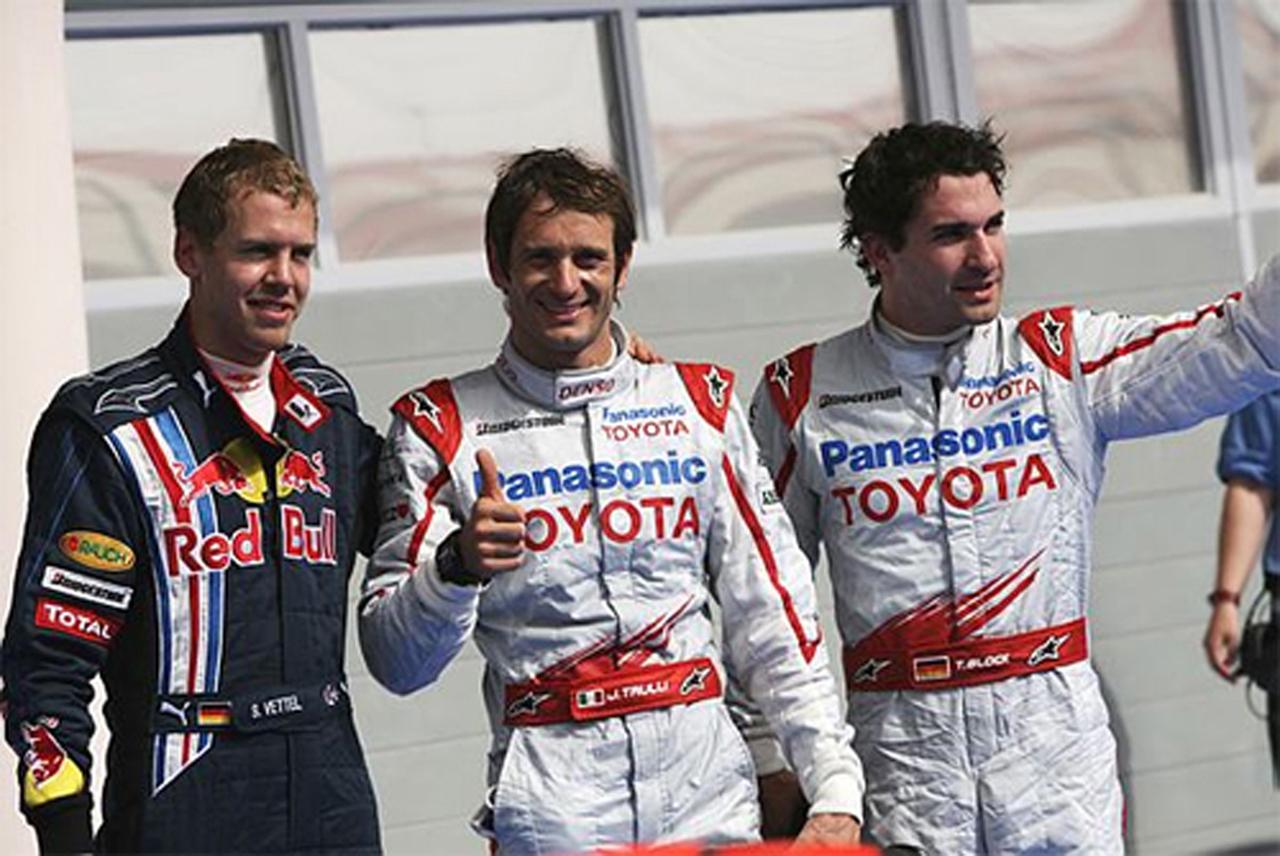 F1 バーレーンGP 予選