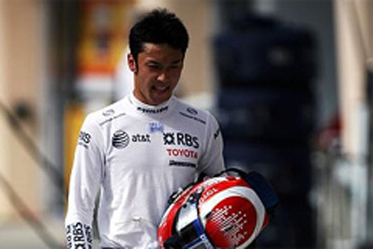 中嶋一貴 F1 バーレーンGP予選