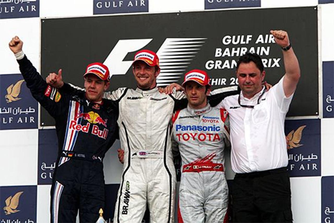 F1 バーレーンGP 決勝 ドライバーコメント