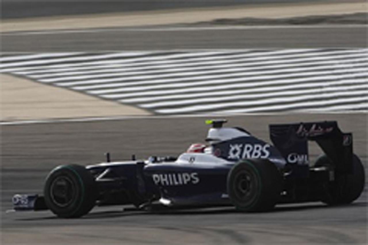 ウィリアムズ F1 バーレーンGP