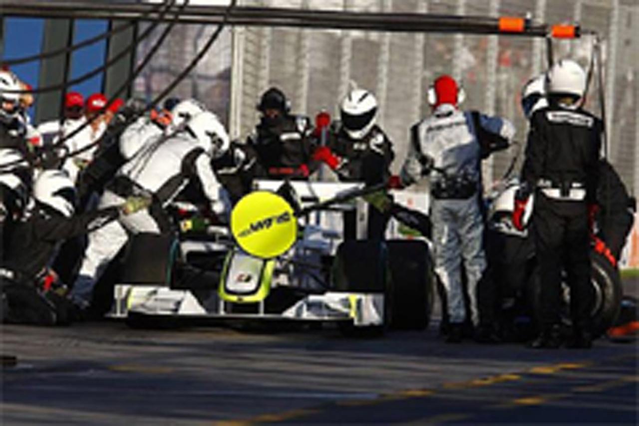 F1 2010年 給油禁止