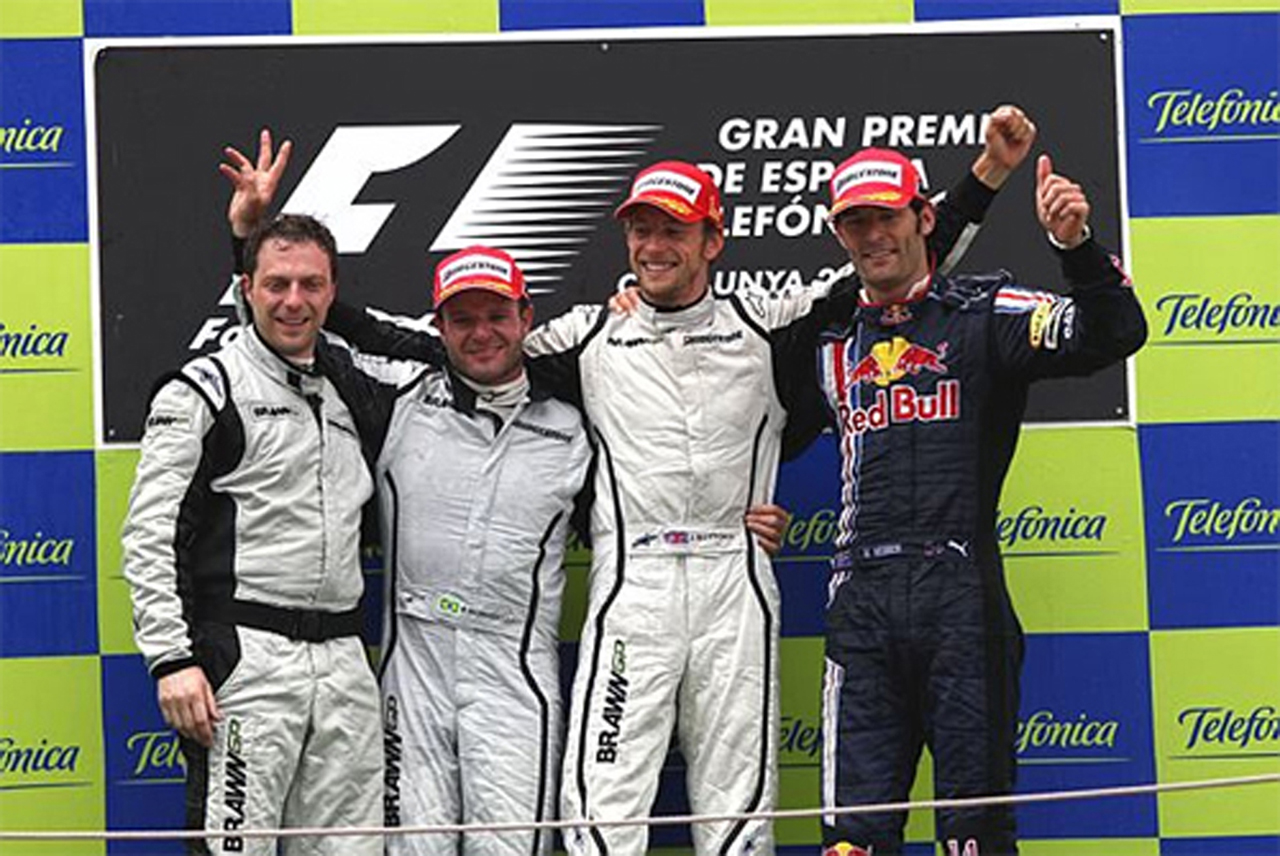 F1 スペインGP 決勝 レース後のドライバーコメント