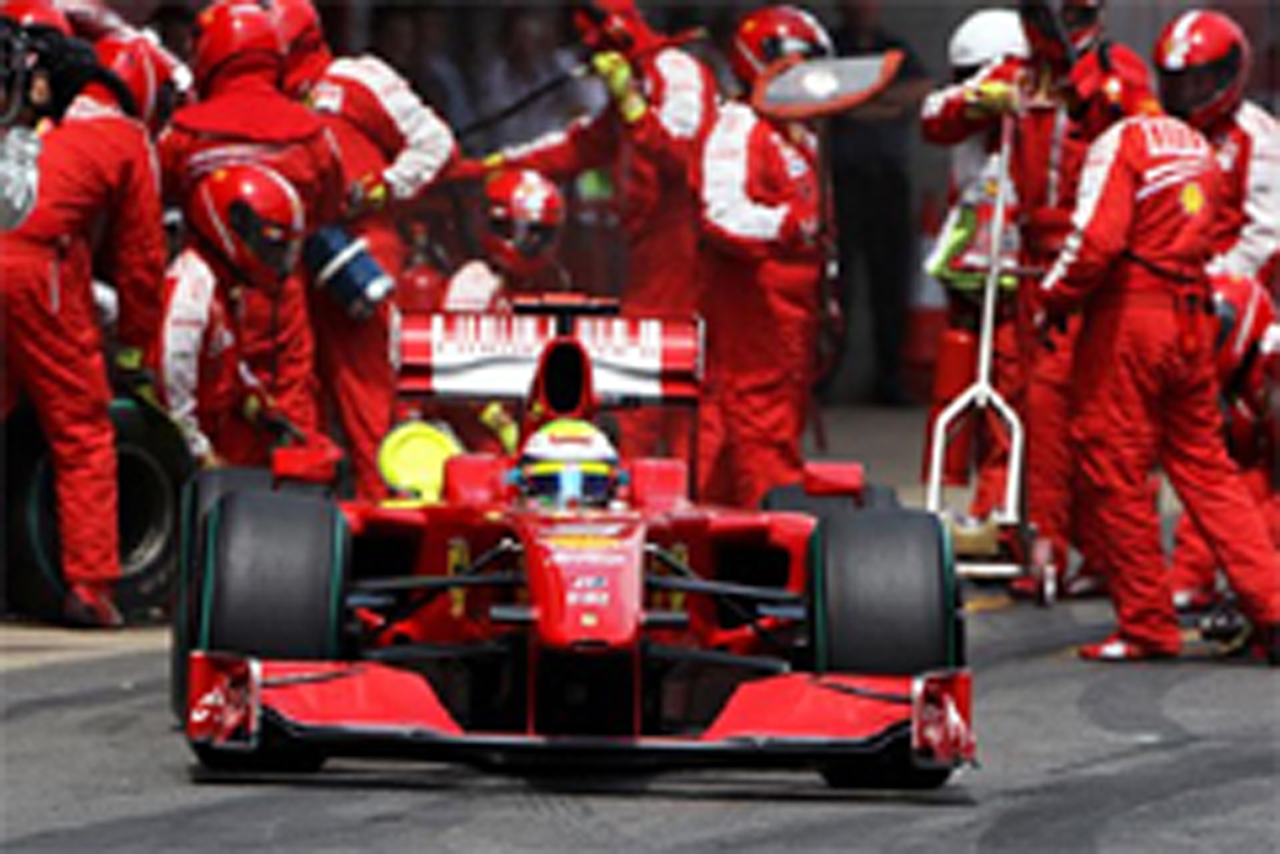 フェラーリ F1 スペインGP