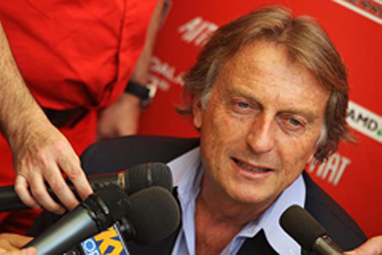 フェラーリ F1 撤退
