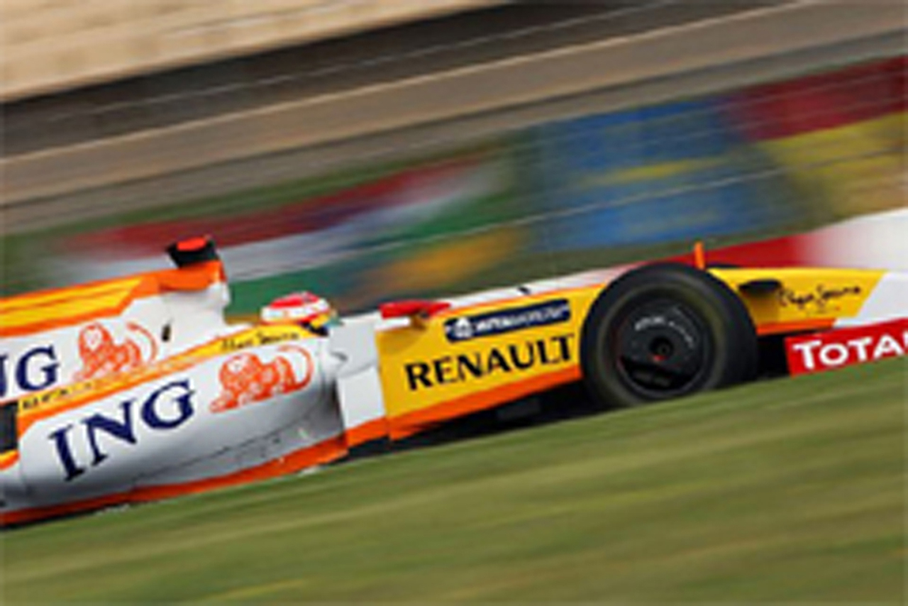 ルノー F1撤退