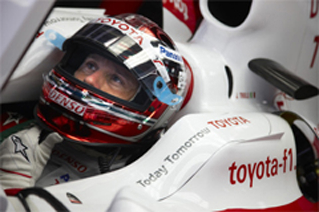 ヤルノ・トゥルーリ (トヨタF1チーム)