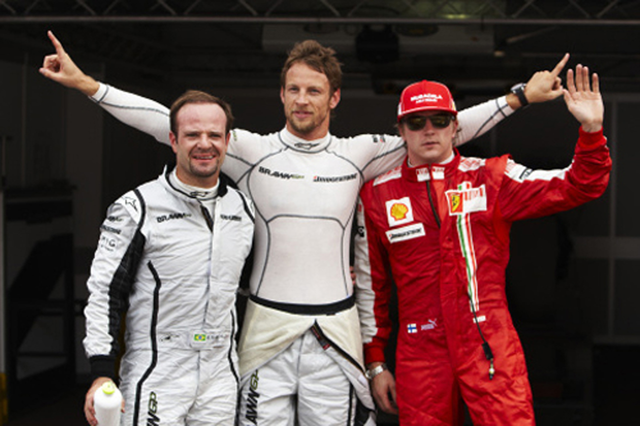 F1 モナコGP 予選