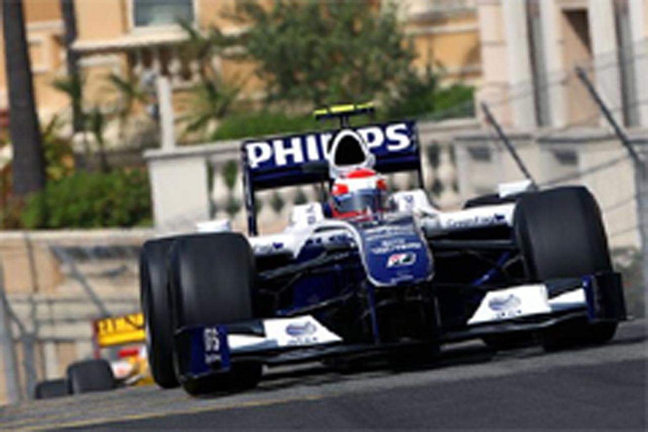 中嶋一貴 ウィリアムズ F1 モナコGP 予選