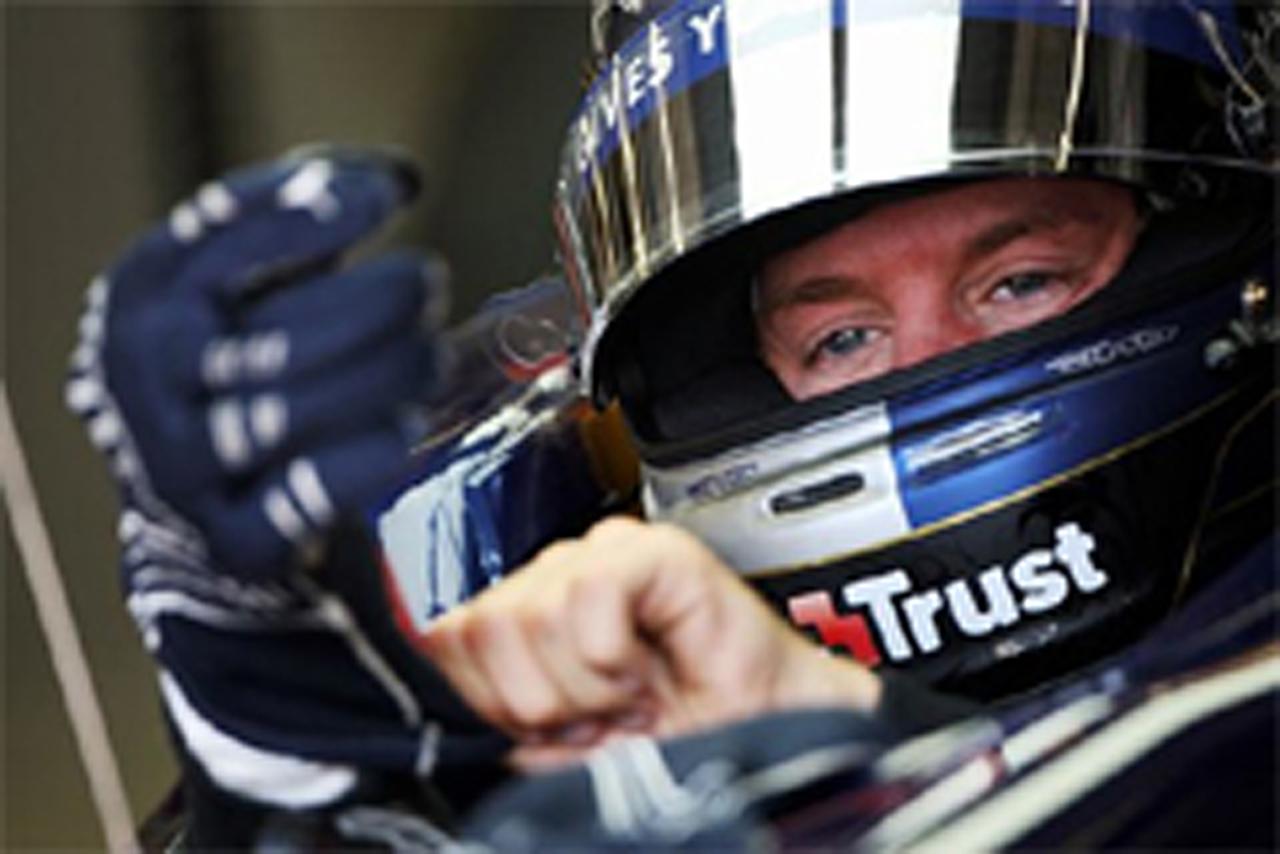 F1 トルコGP 予選 結果