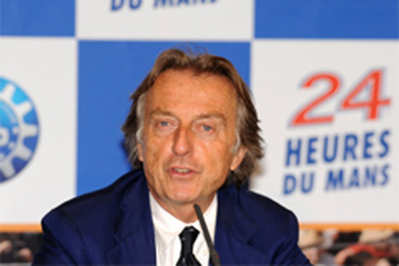 ルカ・ディ・モンテゼーモロ フェラーリ
