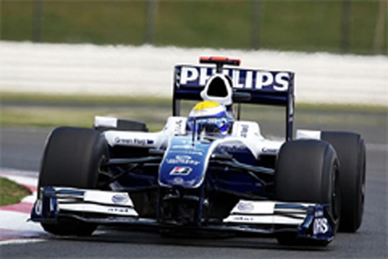 F1 イギリスGP フリー走行3回目
