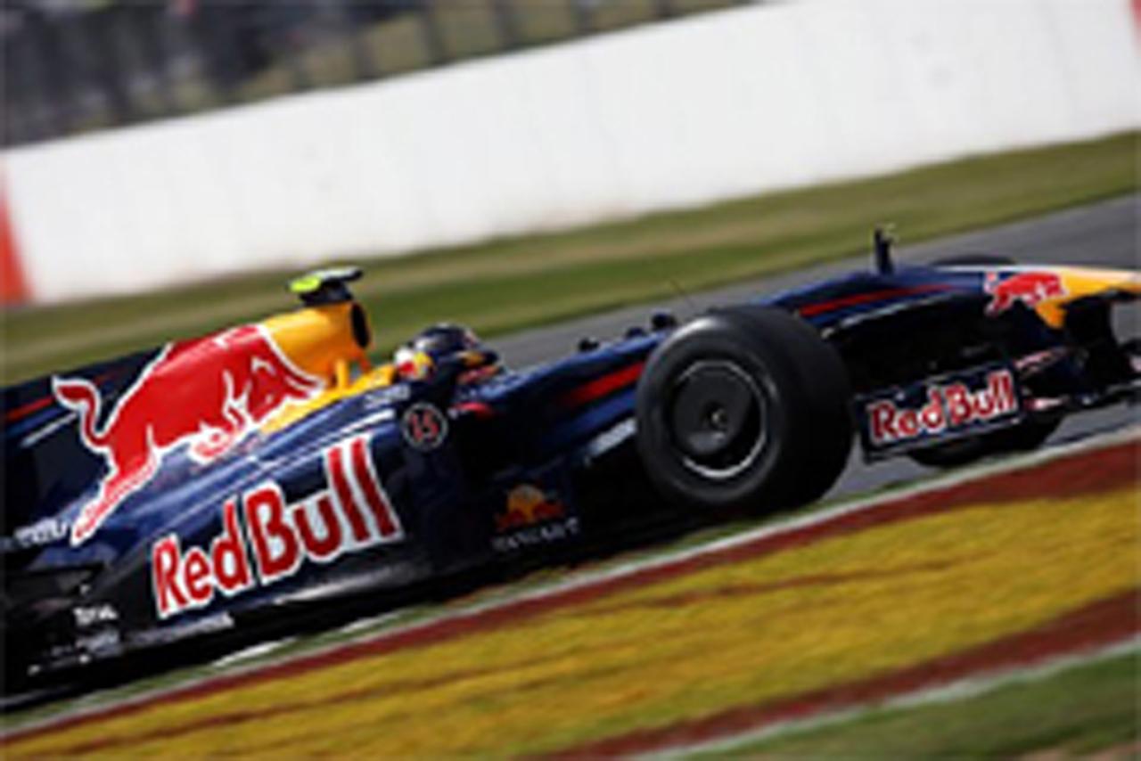 F1 イギリスGP 予選 結果