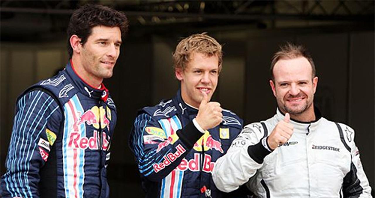 F1 イギリスGP予選 ドライバーコメント