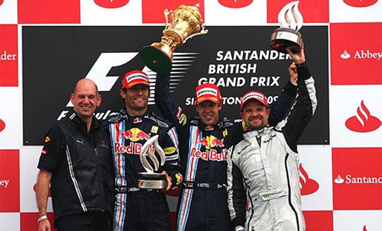 F1 イギリスGP決勝 ドライバーコメント
