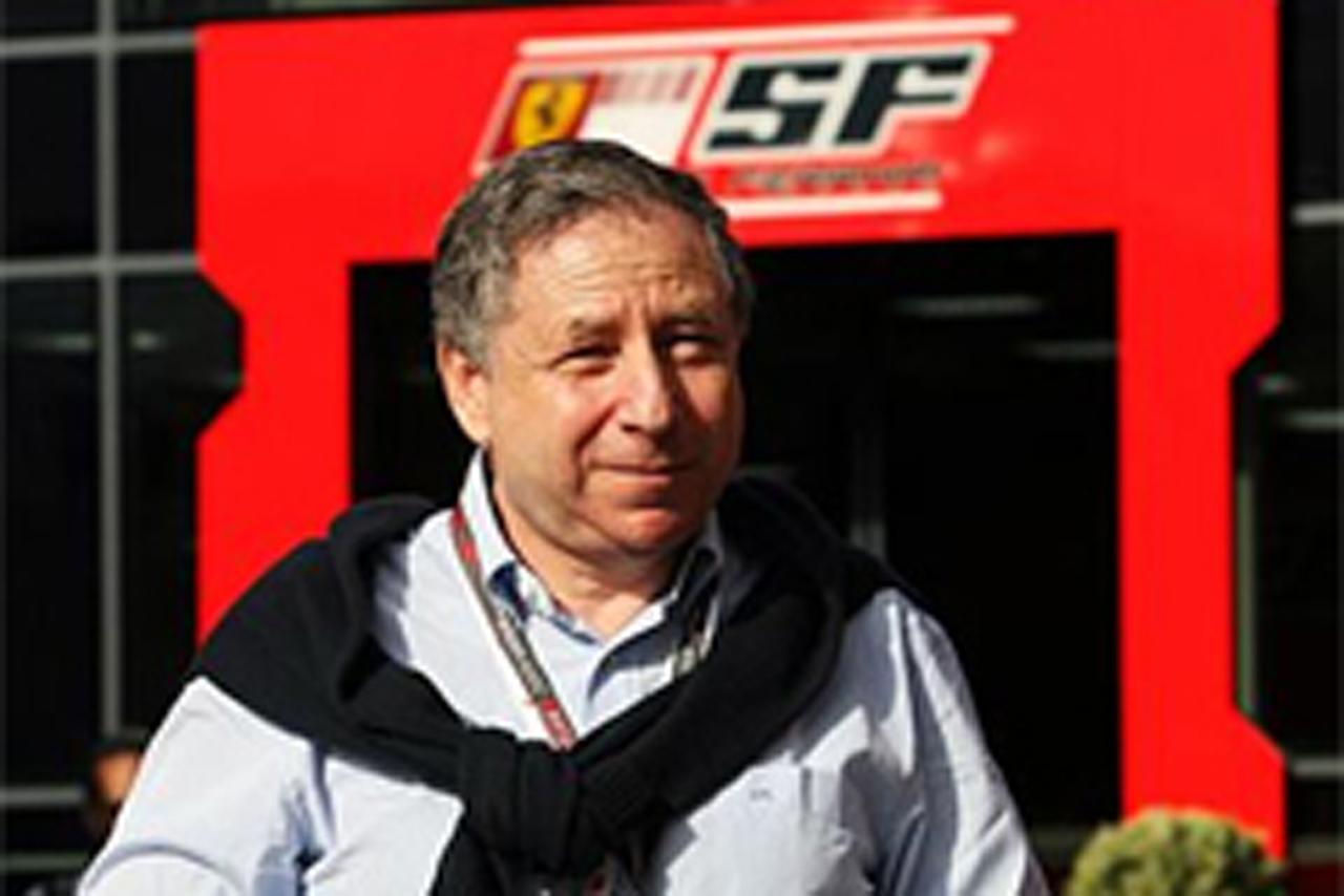 ジャン・トッド FIA会長 立候補