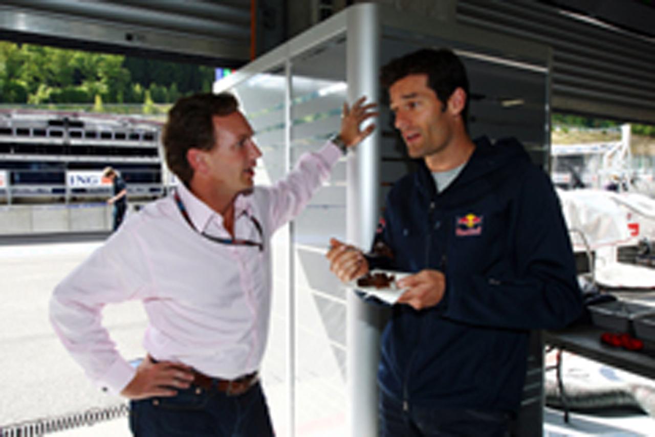 マーク・ウェバー、GP3チーム「MWアーデン」を設立