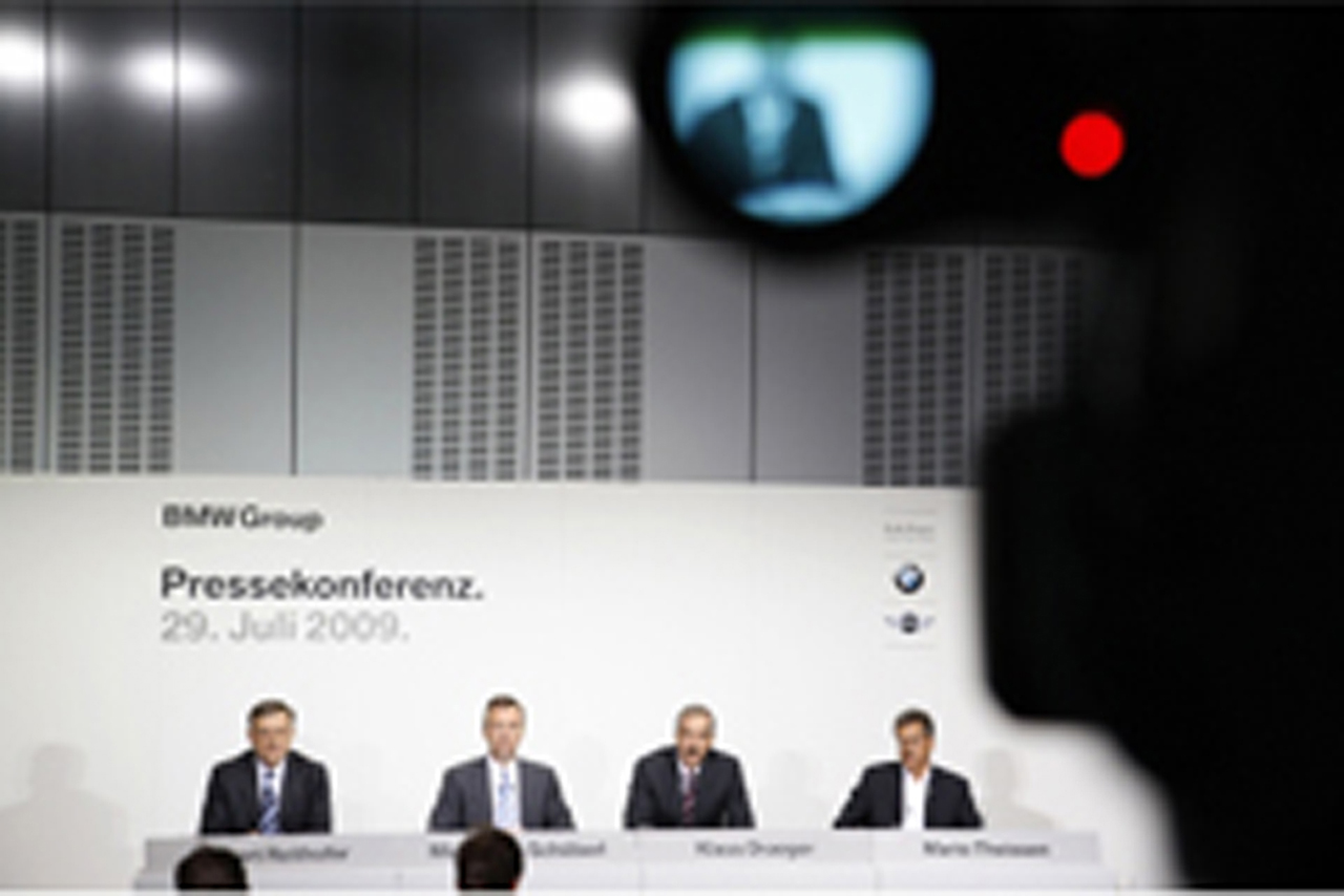 BMW F1撤退