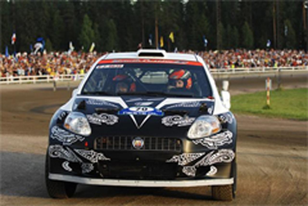 キミ・ライコネン WRC