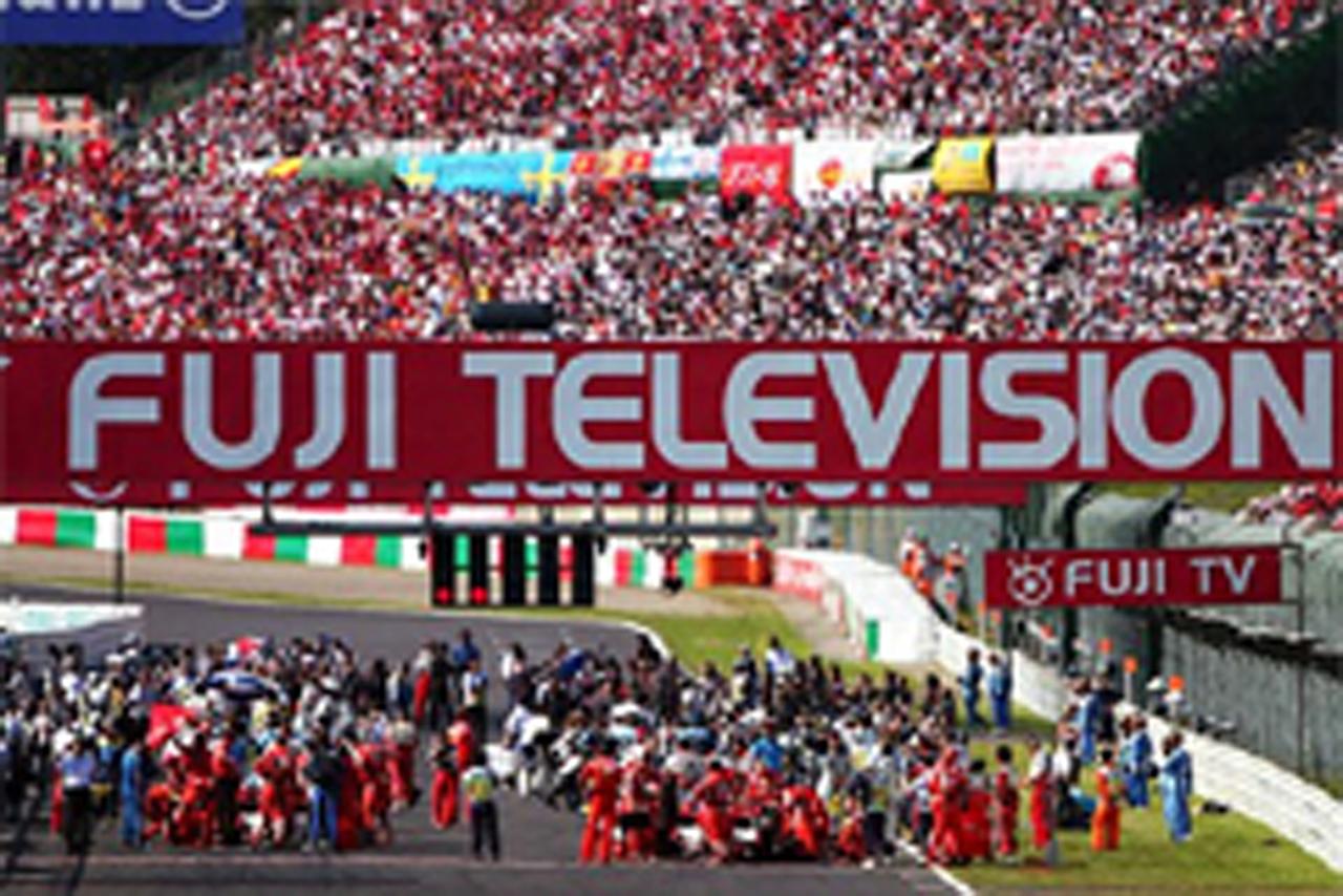 F1日本GP消滅か