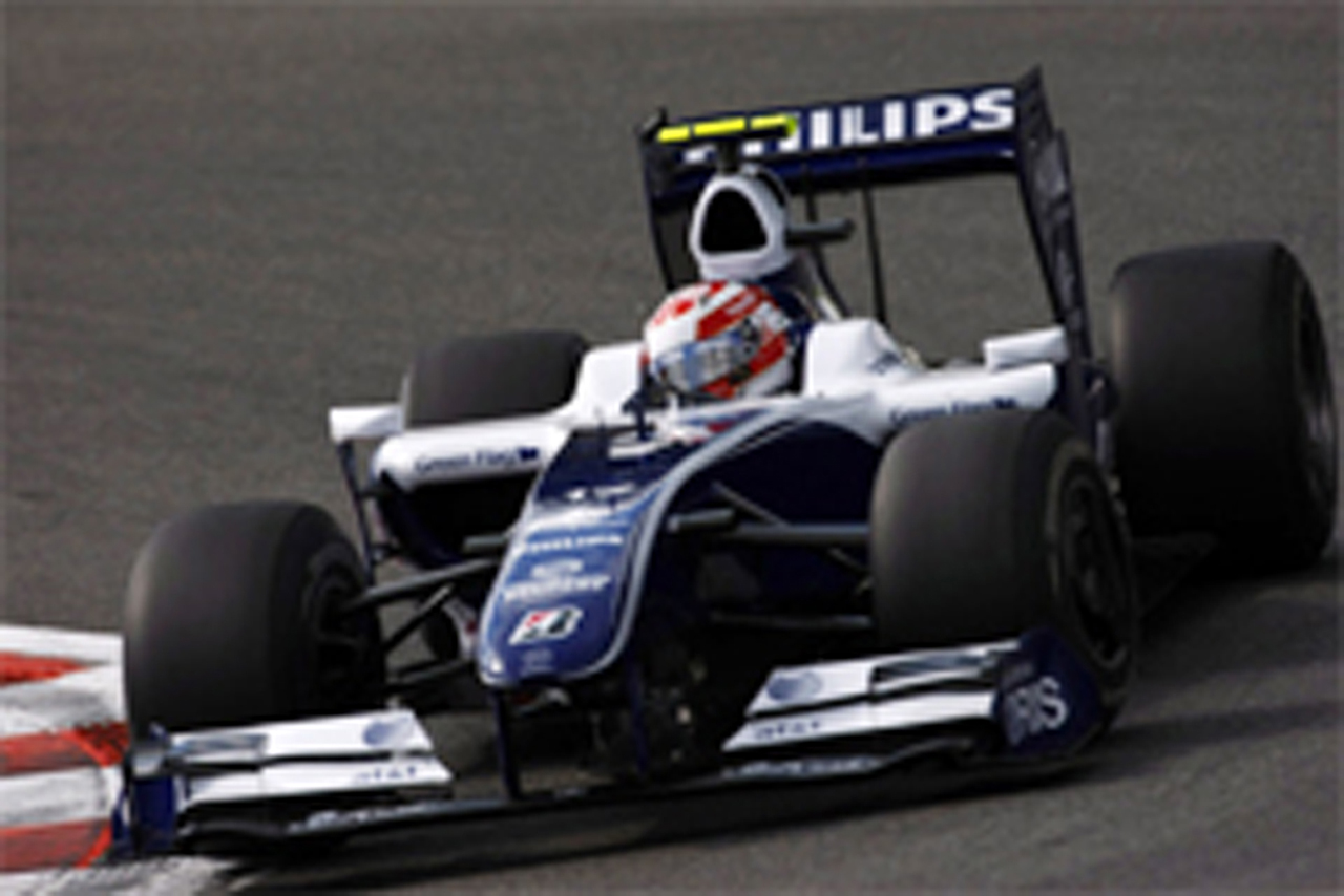 中嶋一貴 ウィリアムズ F1ベルギーGP 予選